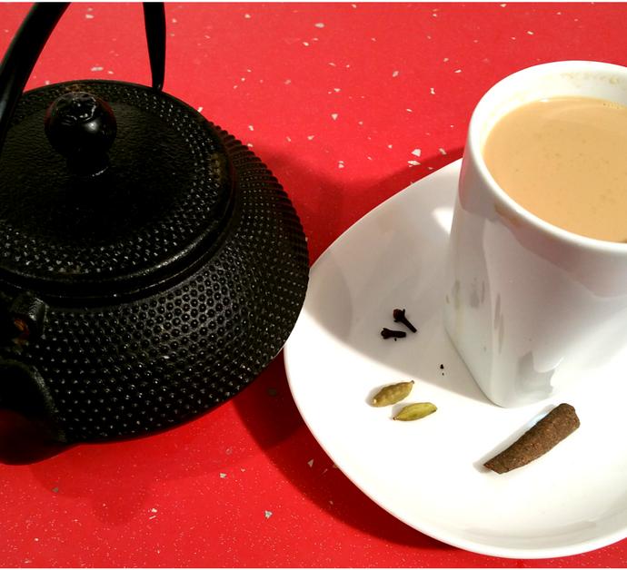 Como preparar Té chai con leche | Masala Chai