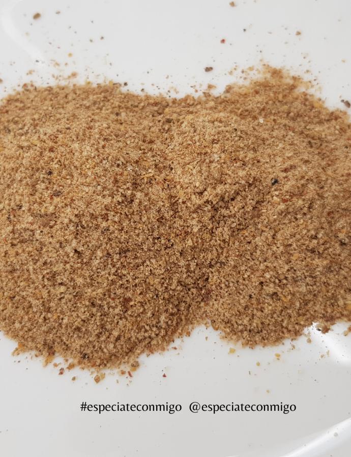 Chaat Masala – Mezcla de especias