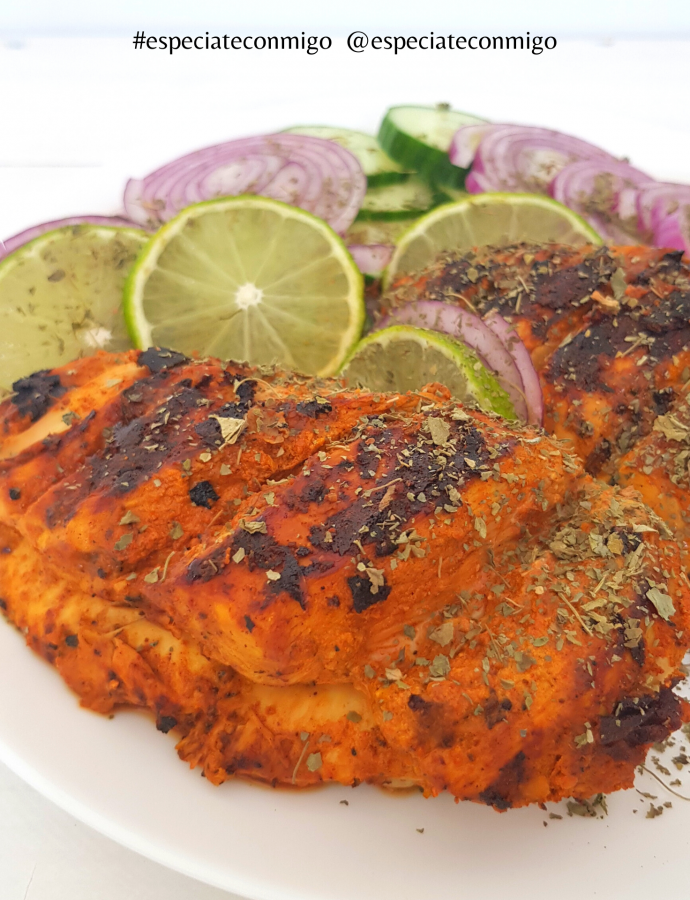 Pollo tandoori