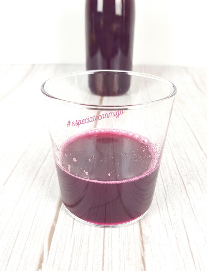 Como hacer Kvass de remolacha, una excelente bebida probiótica